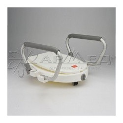 Алюминиевое ограждение для безопасности в туалете PT70906