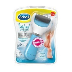 Пилка scholl velvet smooth...