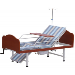Кресло-каталка для инвалидов H 030C