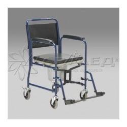 Кресло-коляска с санитарным...